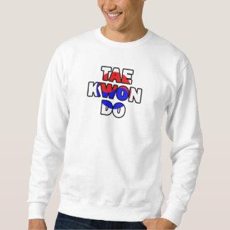 Camisola de Taekwondo Moletom