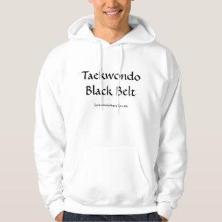 Camisola de Taekwondo Moleton Com Capuz