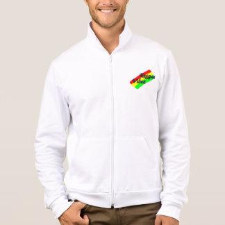 Camisola de Vibz da reggae Camiseta