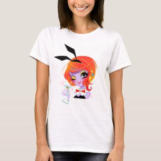 Camisola interioa Flossy da Micro-Fibra do Camiseta