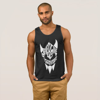 Camisola interioa inspirador do gym de Viking