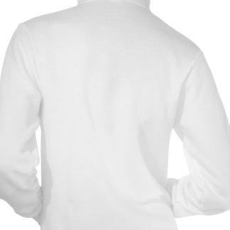 Camisola nobre da nação moleton com capuz