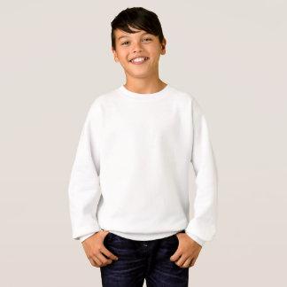 Camisola personalizada do XL dos miúdos Agasalho
