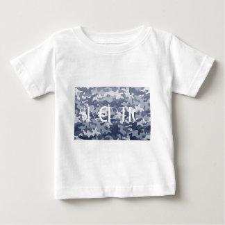 Camo céptico t-shirts
