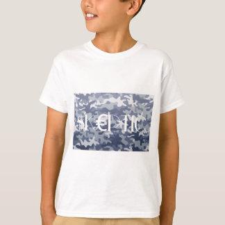 Camo céptico tshirts