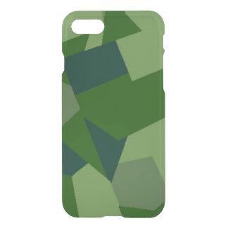 Camo gramíneo capa iPhone 7
