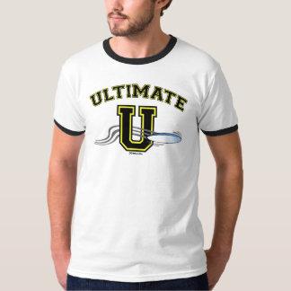 Campainha amarela do Huck 2S de U T-shirt
