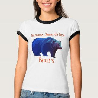 Campainha T do urso de HBMS Camiseta