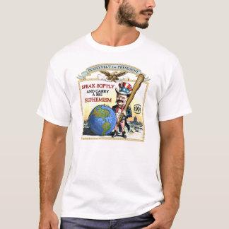Campanha de Teddy Roosevelt 1904 (a camisa leve