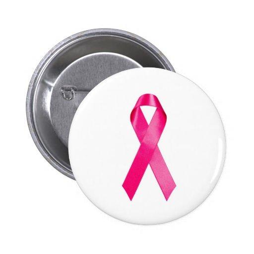 Campanha do Cancer de Mama Botons
