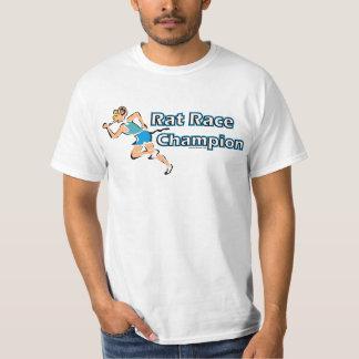 Campeão de competição desenfreada #1 camiseta