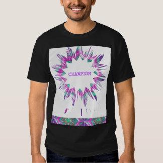 CAMPEÃO:  Edite o texto substituem com seus Tshirt