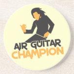 Campeão NP de Air Guitar Porta Copo