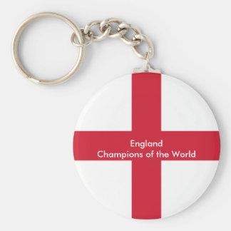 Campeões de Inglaterra da corrente chave do mundo Chaveiro