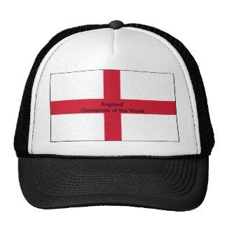 Campeões de Inglaterra do mundo Boné