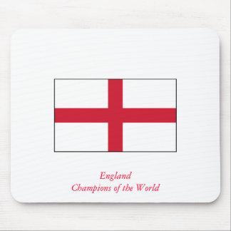Campeões de Inglaterra do mundo Mousepad