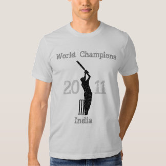 Campeões do grilo de India Tshirt