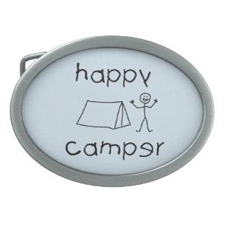 Campista feliz (preto)