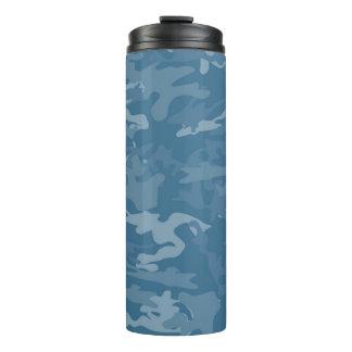 Camuflagem/Tumbler azuis Thermal de Camo