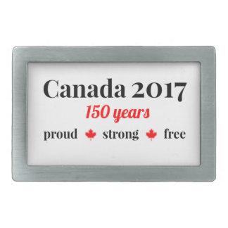 Canadá 150 em 2017 orgulhoso e livre