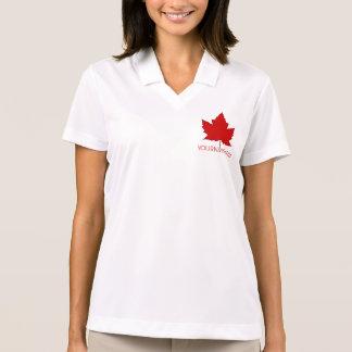 Canadá 150 pólos Canadá 150 camisas da lembrança