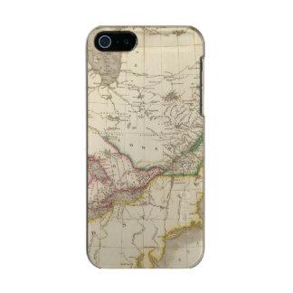 Canadá 7 capa incipio feather® shine para iPhone 5