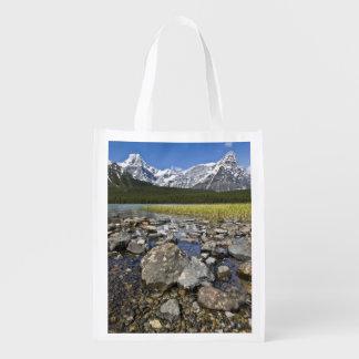 Canadá, Alberta, montanhas rochosas, nacional de B Sacolas Ecológicas