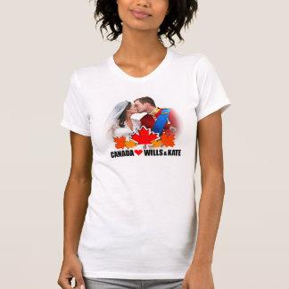 Canadá ama o príncipe William & a camisa de Kate