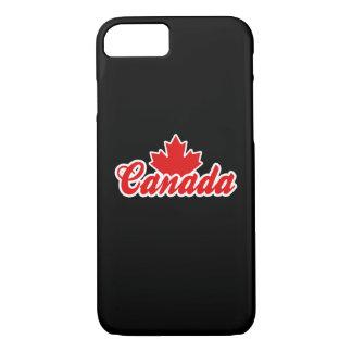 Canadá Capa iPhone 8/ 7