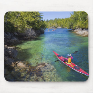 Canadá, Columbia Britânica, ilha de Vancôver. Mar Mouse Pad