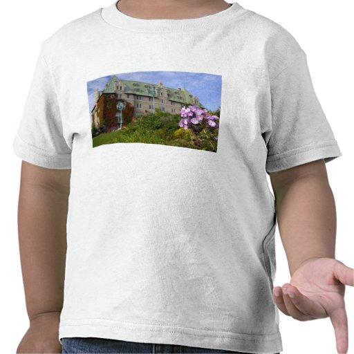 Canadá, Quebeque. Região de Charlevoix, 2 T-shirts