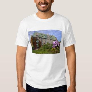 Canadá, Quebeque. Região de Charlevoix, 2 T-shirt