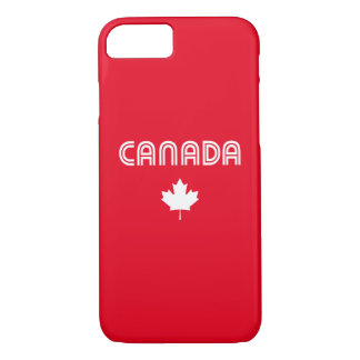 Canadá retro capa iPhone 8/ 7