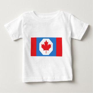 Canadense Bandeira (proposta 1964) Tshirt