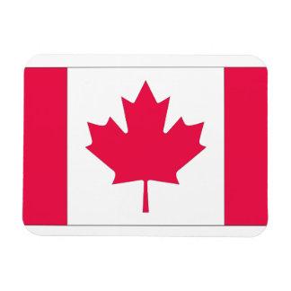 Canadense Foto Com Ímã Retangular