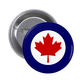 Canadense Roundel Pins