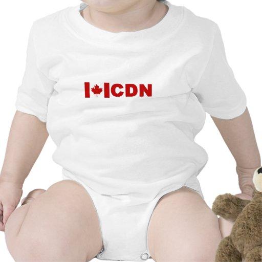 Canadense Macacão