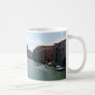 Canal grande, caneca de Veneza