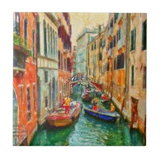 Canal Venetian Veneza Italia