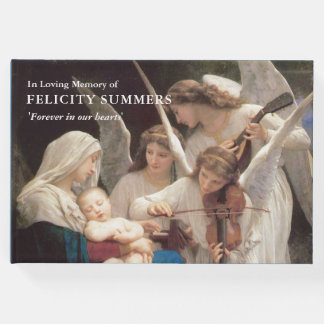Canção de Mary do livro de hóspedes fúnebre