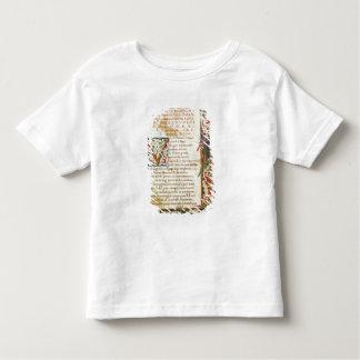 Canção em louvor de Laure T-shirts