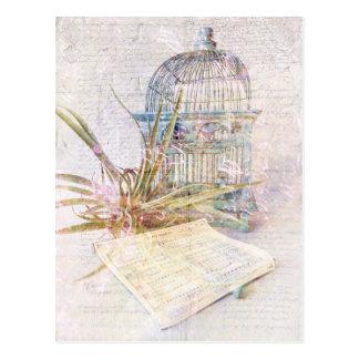 Canção para a liberdade cartao postal