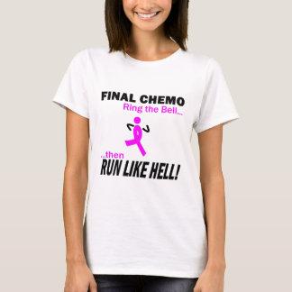 Cancro da mama - Chemo final funciona muito Camiseta