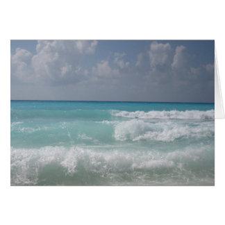 Cancun acena o cartão