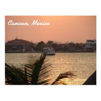 Cancun, cartão de México