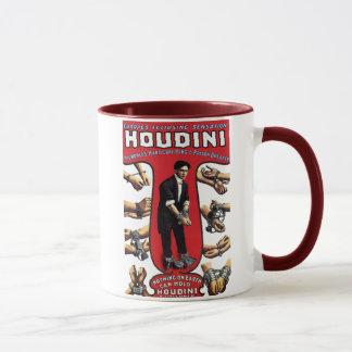 Caneca 1900s de Harry Houdini