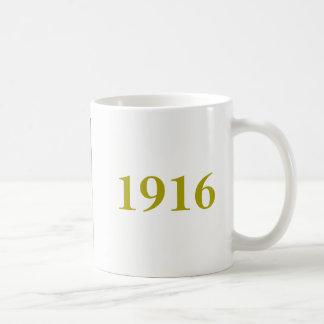 Caneca 1916 da ascensão da páscoa
