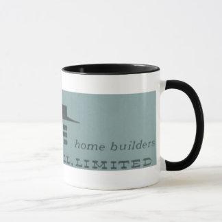 Caneca 1959 - azul do construtor de casas de