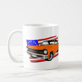 Caneca 1966-1967 da nova da laranja