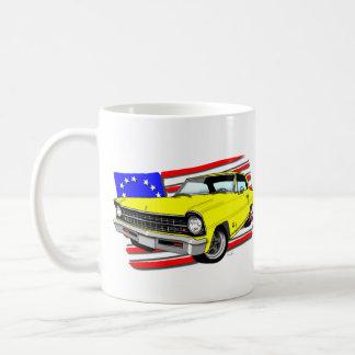 Caneca 1966-1967 da nova do amarelo
